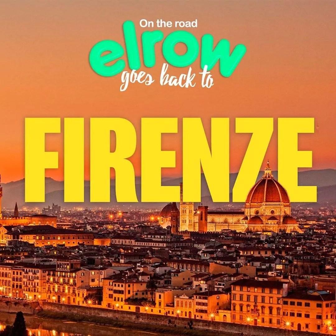Natale con Elrow a Firenze il 25 Dicembre 2019