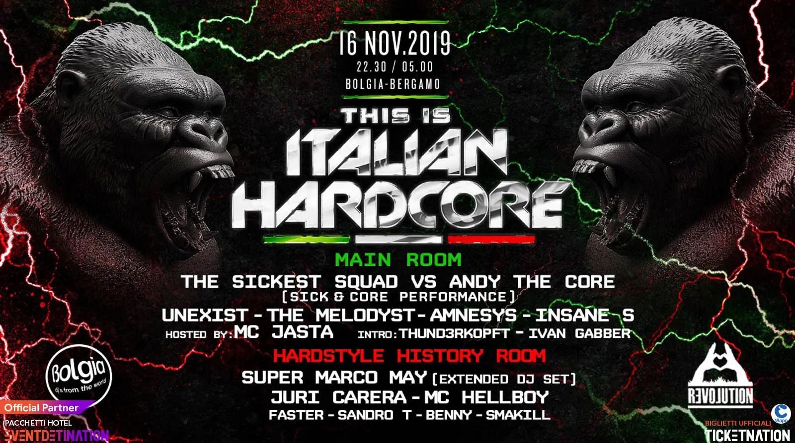 Italian Hardcore Bolgia Bergamo 16.11.2019-min
