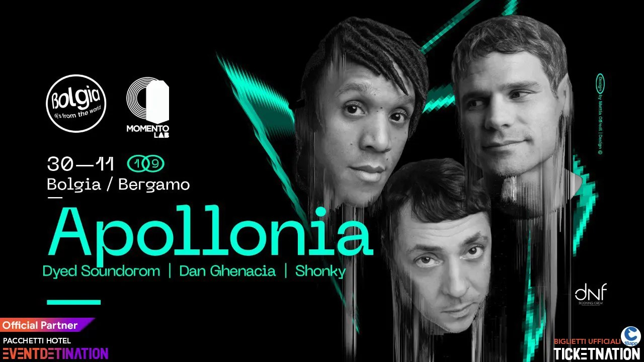 Bolgia Bergamo Apollonia Sabato 30 Novembre 2019