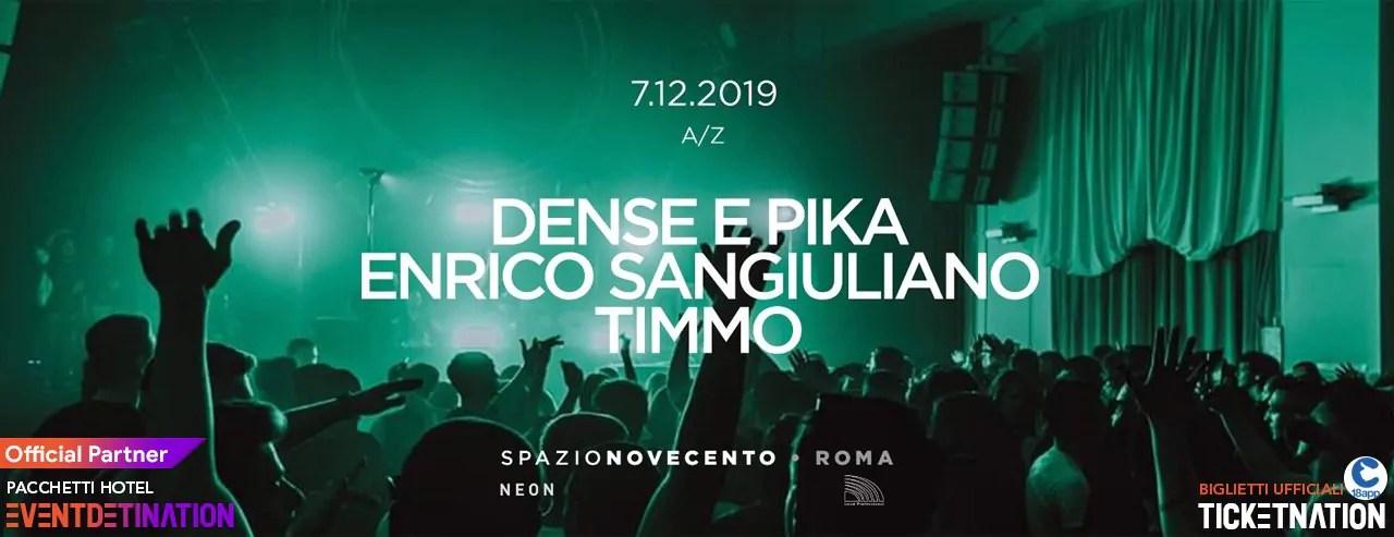 Spazio Novecento 07 Dicembre 2019