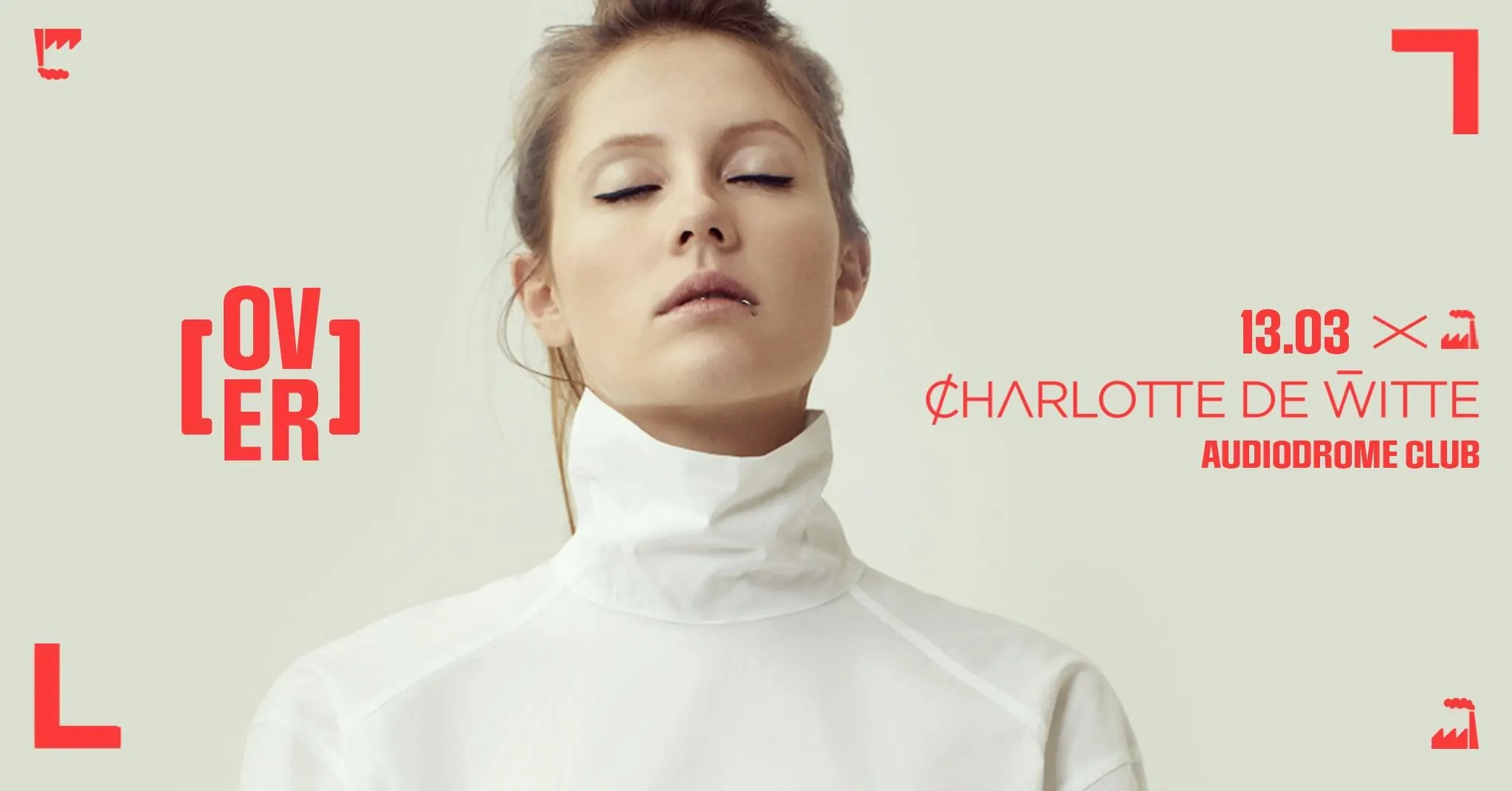 Charlotte De Witte Torino