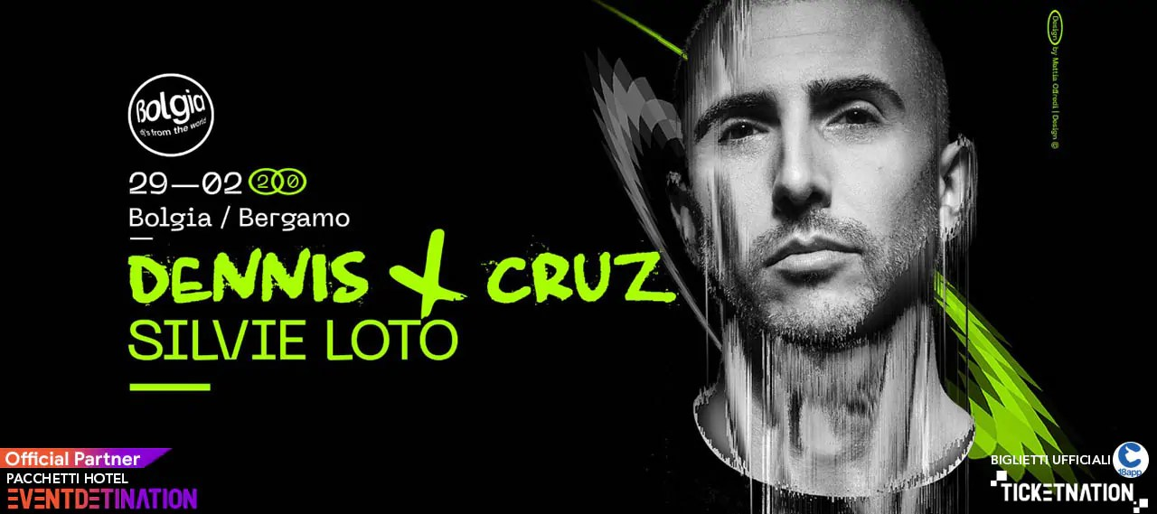 Dennis Cruz E Silvie Loto Al Bolgia Bergamo Il 29 02 2020