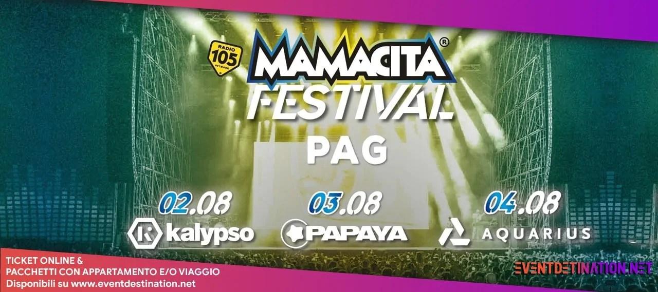 Mamacita Pag Festival Pag 2020