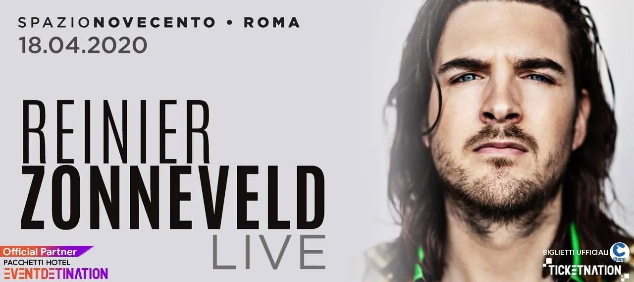 Reinieir Zonneveld Spazio Novecento Roma 18 04 2020