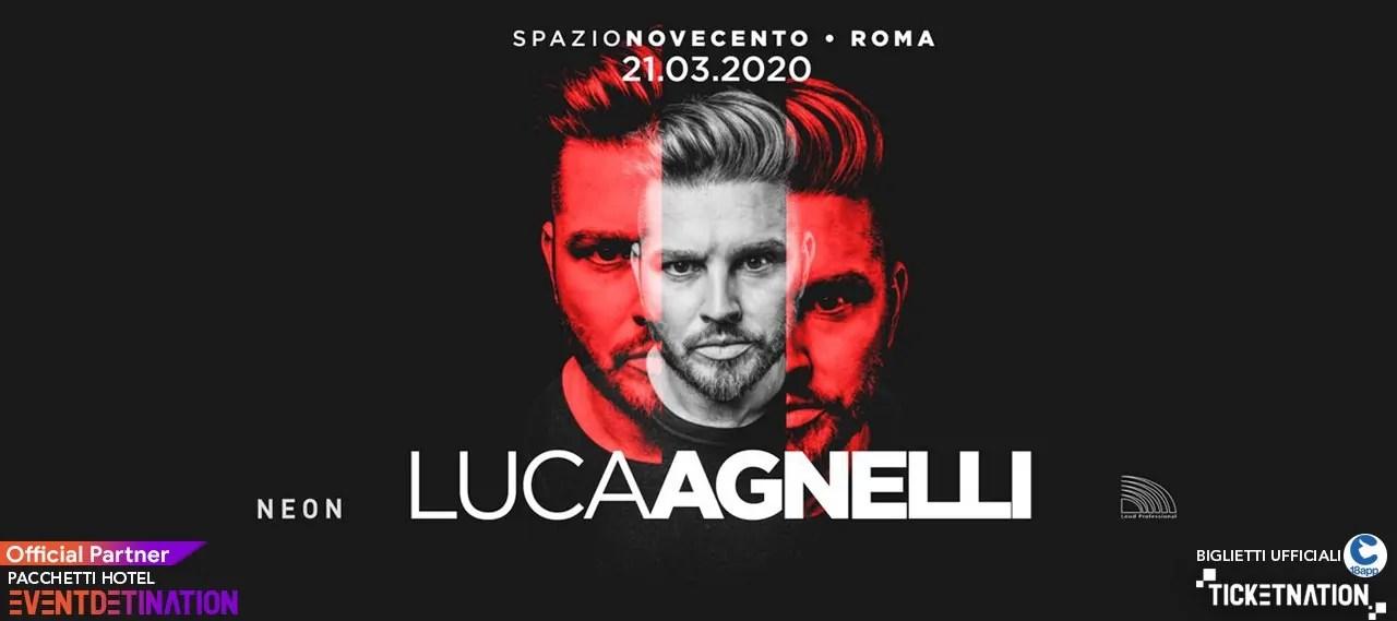Luca Agnelli Spazio 900 Novecento Roma – Sabato 21 03 2020