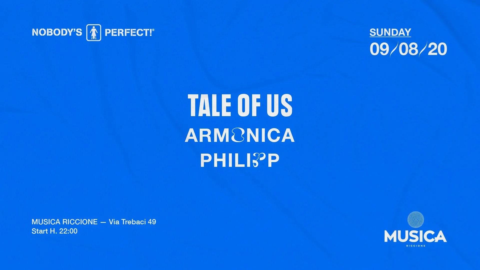 Tale Of Us Musica Riccione 09 08 2020