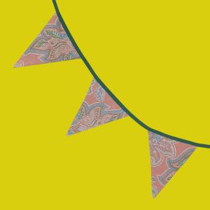 Guirlande motif cachemire