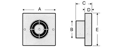 mains smoke alarm wiring regulations