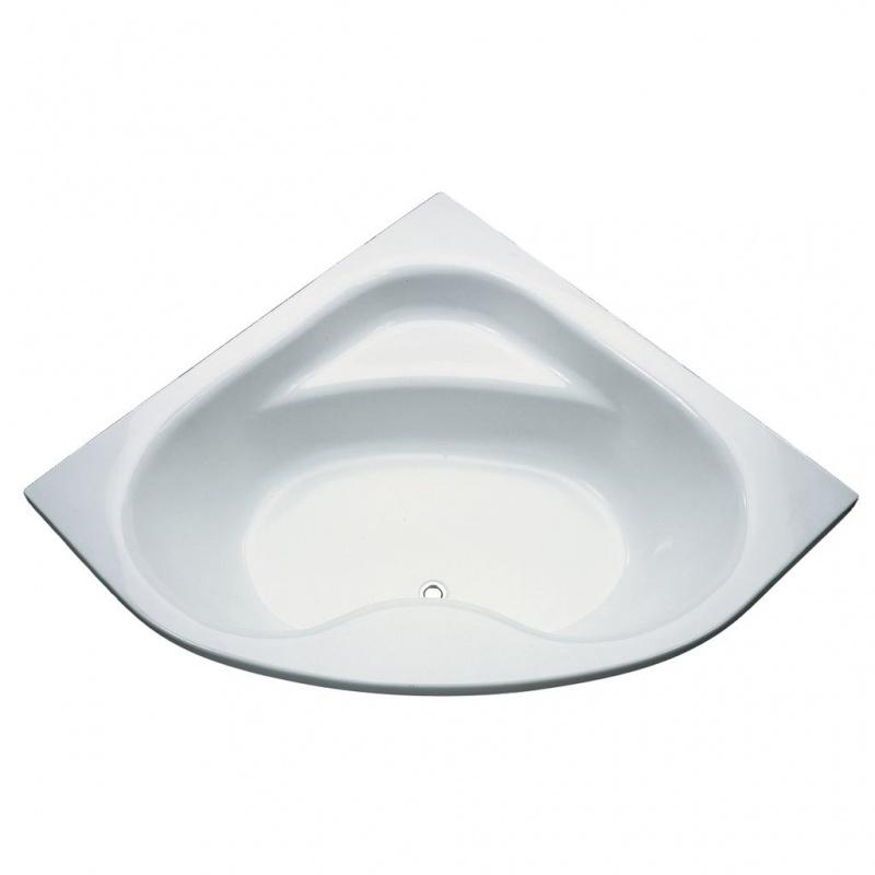 Baignoire ULYSSE Dangle 135 X 135 Blanc P 1071 01