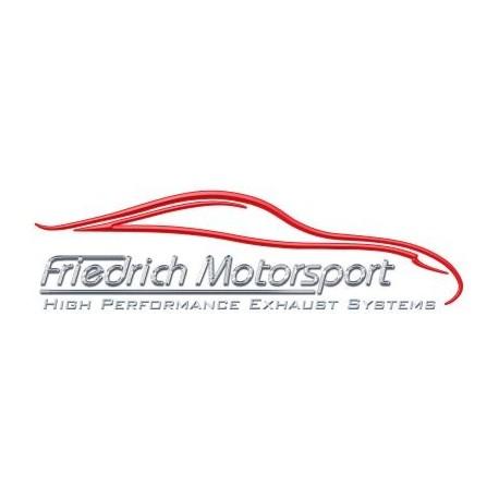 Silencieux Inox Audi RS3 8P Sportback Quattro Friedrich