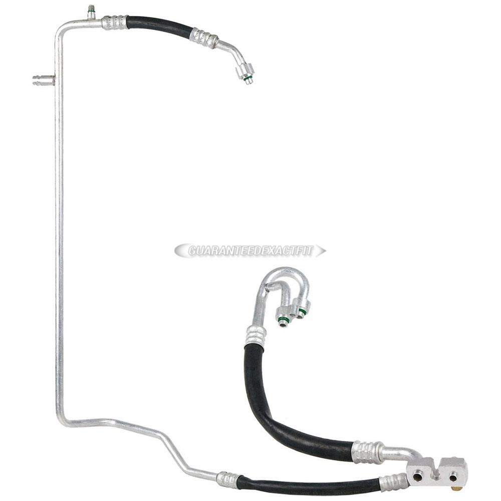 Ford AC Hose Manifold and Tube Assembly Parts, View Online