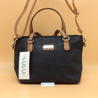 Lulu Fashion Bag. DK510. Black