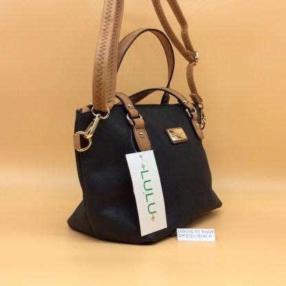 Lulu Fashion Bag. DK510. Black