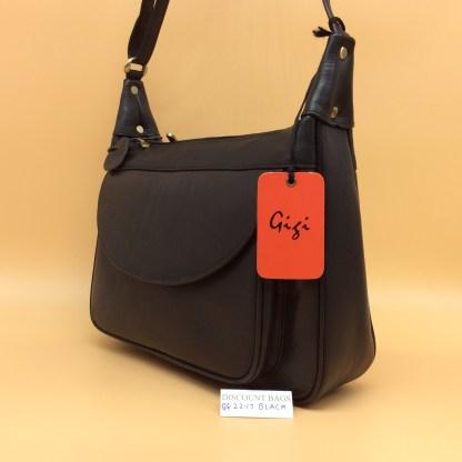 Gigi Leather bag - 22-17G Black