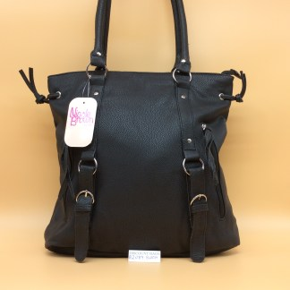 Nicole Fashion Bag. 213. Black