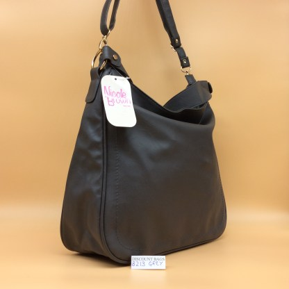Nicole Fashion Bag. 2089. Grey