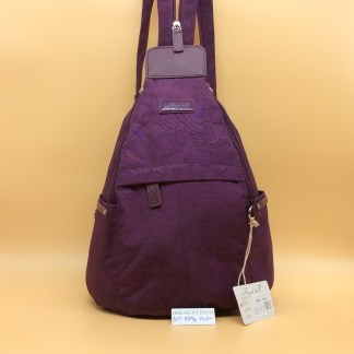 Spirit Rucksack- 9894. Port(purple)
