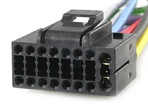 Kenwood 16 Pin Wiring Harness Kenwood Stereo Wiring Harness