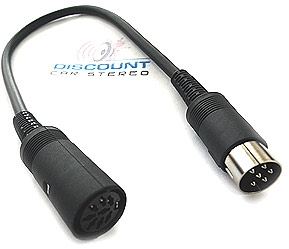 Discount Car Stereo > Marine Products > CCUMRA2 Wired Remote Adapter Cable for Clarion Marine Radios
