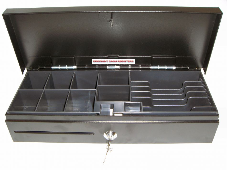 Top Opening Cash Drawer from Discount Cash Registers