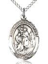 St Joseph Gold Filled Medal