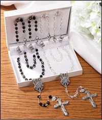 Wedding Rosary Beads | Wedding Rosary Gift Set