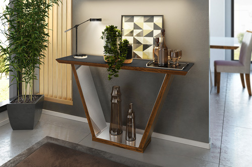 Fratello Sideboard Server Table  Server Table  Sideboard Table  Dining Server