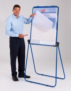 Loop leg flipchart easel also flip chart board magnetic whiteboard discount displays rh discountdisplays