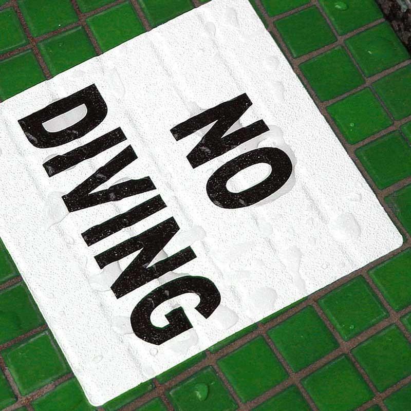 Outdoor Floor Stickers  Discount Displays