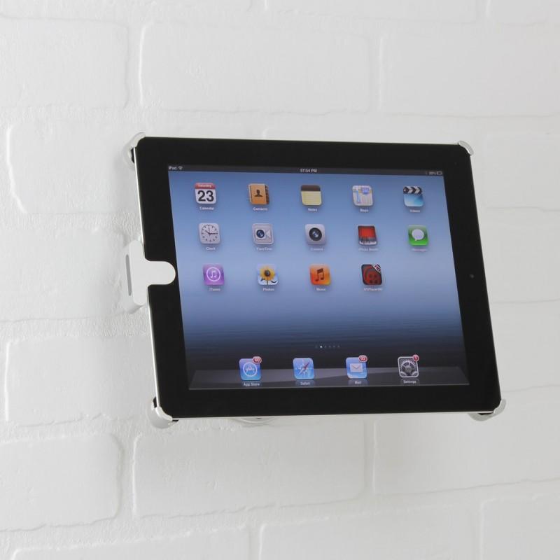 Lockable iPad Wall Mount  Discount Displays