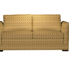 Brocade Sofa Fabric Walmart Sesame Street Flip Open Gold Brown And Ivory Pointed Oval Upholstery