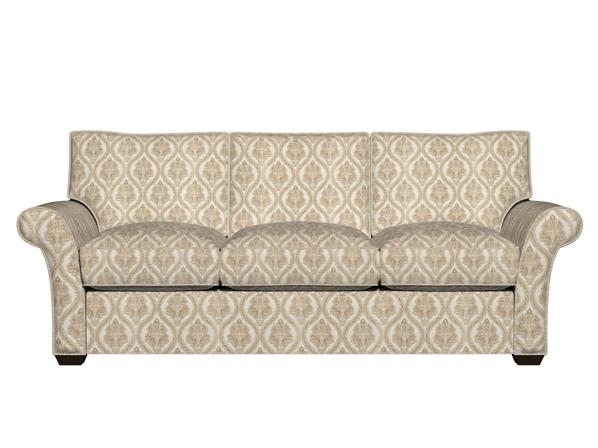 brocade sofa fabric sofas cover ivory traditional upholstery by the yard