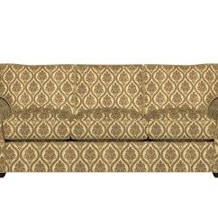 Brocade Sofa Fabric Colours To Go With Brown Gold And Ivory Traditional Upholstery