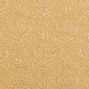 brocade sofa fabric walmart pull out and matelasse upholstery fabrics discounted e524 gold pineapple jacquard woven grade by the yard