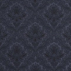 Brocade Sofa Fabric Room And Board Bed Matelasse Upholstery Fabrics Discounted E538 Blue Floral Jacquard Woven Grade By The Yard