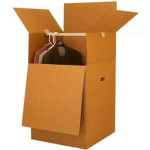 wardrobe moving box