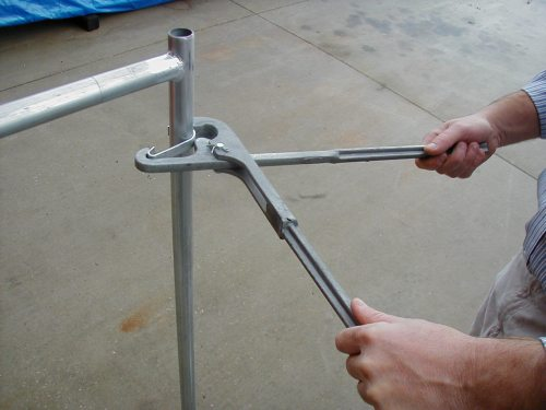 small resolution of galvanized chain link tools discount fence supply inc internets largest fence distributor