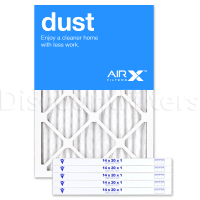 AIRx 14x20x1-DUST | Air Filters | Home Filters ...