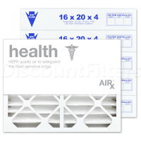 16x20x4 Commercial Air Filters | DiscountFilters.com