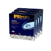 Filtrete 3M Filtrete 20x20x4 Allergen Reduction Air Filter ...