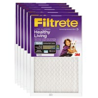3M Filtrete 12x20x1 Ultra Allergen Reduction Air Filter (6 ...