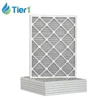Tier1 16-3/8x21-1/2x1 Dust and Pollen Merv 8 Replacement ...