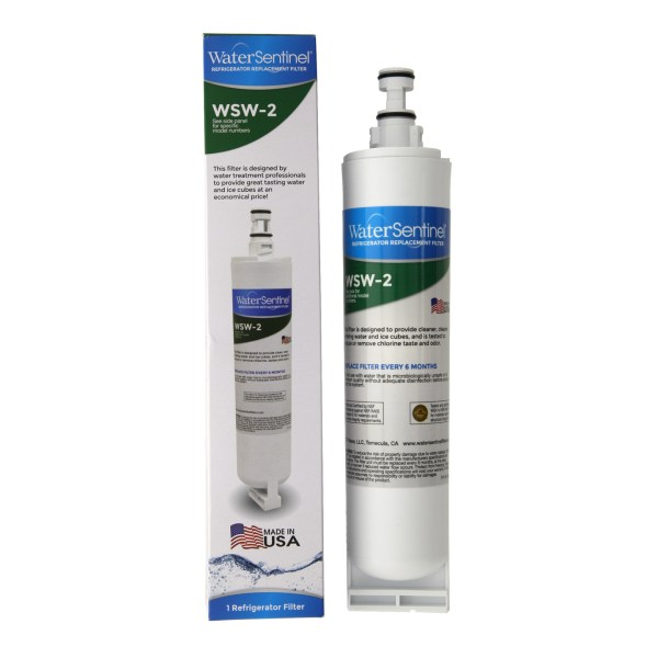 Water Sentinel Wsw-2 Whirlpool 4396510 Comparable Refrigerator Filter