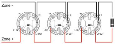 Eol Resistor Wiring Diagram EOL Resistor Loop • Mifinder.co