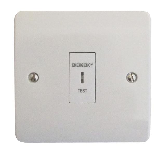 Emergency Lighting Wiring Diagram Single Gang Emergency Lighting Test Switch Discount Fire