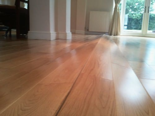 Steam Cleaning Wooden Floors  Heres Why Its A Bad