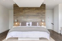 How to use wooden flooring as a stunning feature wall ...