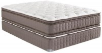 Valor III Double Sided Pillow Top Mattress and Box Set *50
