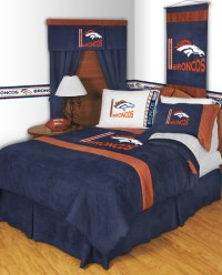NFL Denver Broncos MVP Bedding Set