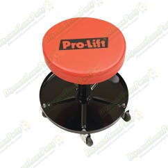 Revolving Chair Spare Parts Folding Adirondack Plan Pneumatic Pro Lift Stool W Tool Tray